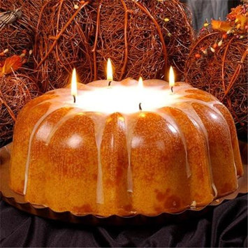 Hearth & Home Traditions 17258 Bunt Delights Candle - Pumpkin Spice