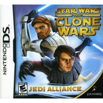 Lucas Arts Star Wars The Clone Wars - Jedi Alliance - Nintendo Ds (33461) (ndsluc33461)