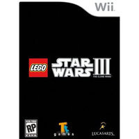 Lucasarts Entertainment Company Lego Star Wars III: Clone Wars Wii Game LUCASARTS