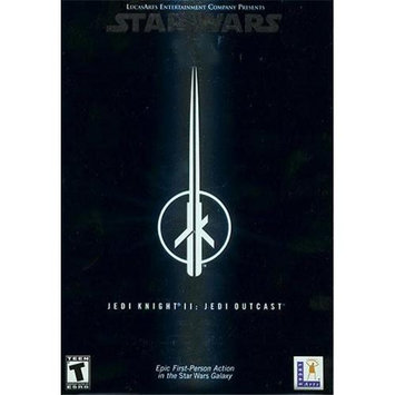 Lucasarts Entertainment Company LucasArts Entertainm Star Wars Jedi Knight II: Jedi Outcast95481