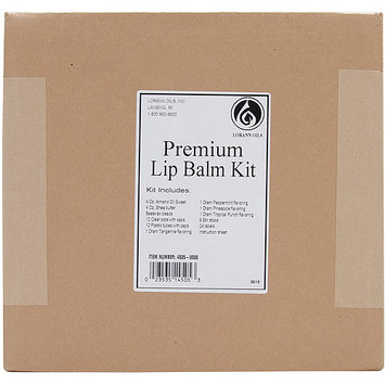 Lorann Oils Premium Lip Balm Kit