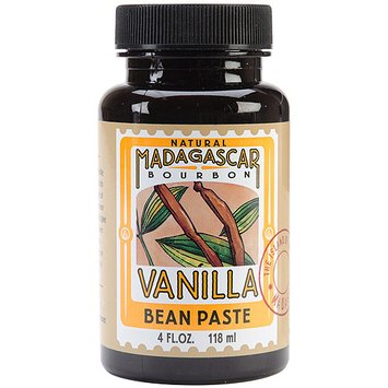 LorAnn Oils Natural Madagascar Vanilla Bean Paste - 3 pk.
