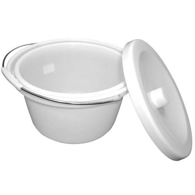Carex Health Brands B37000 Commode Bucket