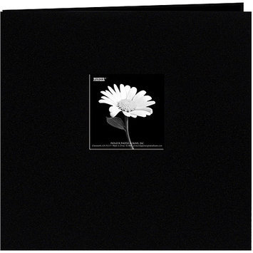 Pioneer Book Cloth Cover Postbound Album With Window 8
