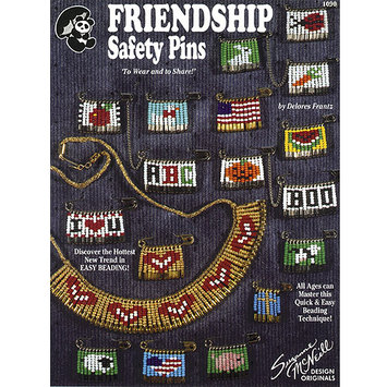Design Originals DO1090 Friendship Safety Pins