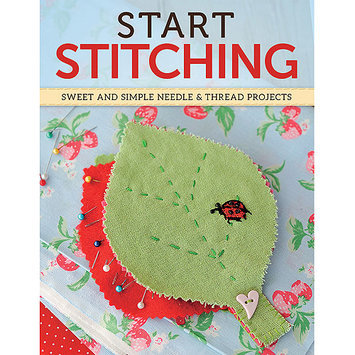 Design Originals DO-17308 Design Originals-Start Stitching