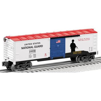 Lionel Us Made National Guard Boxcar