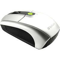Verbatim Wireless Notebook Laser Mouse with Speed Control