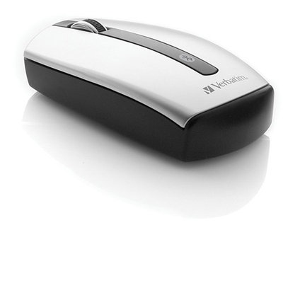 Verbatim Easy Riser Bluetooth Notebook Laser Mouse