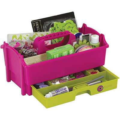 Creative Co Creative Options Crafter's Caddy W/Drawer 12.875