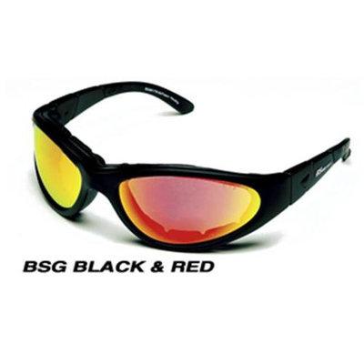 Body Specs BSG-BLK-CRIMSON RED
