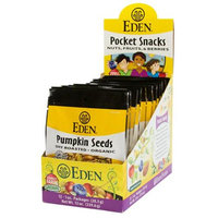 Eden Foods BPC1025053 Eden Foods Seeds Pumpkin Salted - 12x1 OZ