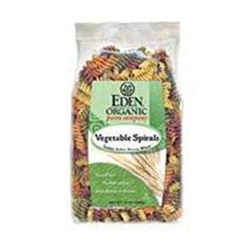 Eden Foods Organic Vegetable Spiral 10 LB