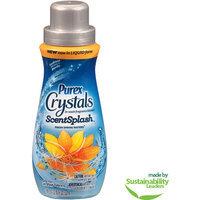 Purex Crystals ScentSplash Fresh Spring Waters Liquid In-Wash Fragrance Booster - 18 fl. oz.