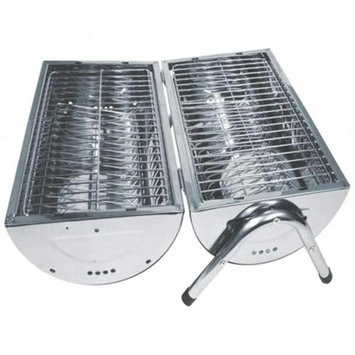Bnf Maxam Stainless Steel Barbeque Grill