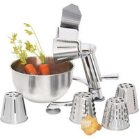 Bnf Maxam KTVC7B Maxam Vegetable Chopper With 5qt Bowl
