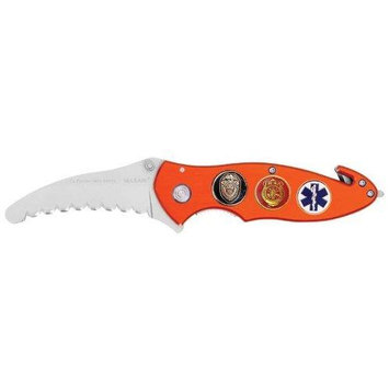 Bnf Maxam SKRESQ Police Fire and EMS Liner Lock Knife