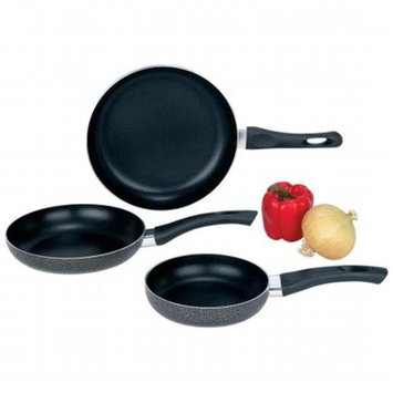 Chef KTALFP32 3 Pieces Fry Pan Set