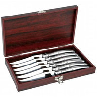 Slitzer Germany CTSZEBX6 Slitzer Germany 6Pc European Style Steak Knife
