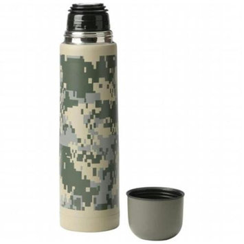 Maxam 25oz (.74L) Double Wall Bottle with Digital Camo