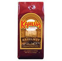 Kahlua Hazelnut Ground Coffee, 12 oz, - Pack of 6