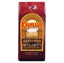 Kahlua Hazelnut Ground Coffee, 12 oz, - Pack of 6