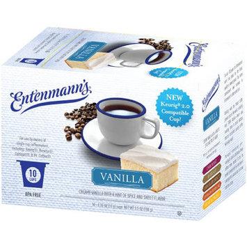 Entenmann's Coffee K-Cup Singles Vanilla 10 K-Cups