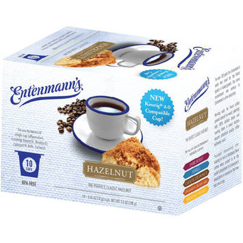 Entenmann's Coffee Hazelnut 10 K-Cups