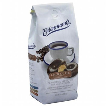 Entenmann's Coffee Grnd Choc Donut -Pack of 6