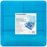 Advantus SS60777 Storage Studios Photo Supply Case-5.5X13X13 Teal
