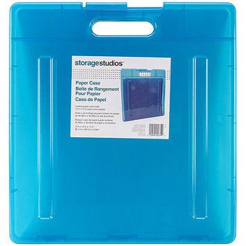 Advantus SS60779 Storage Studios Paper Case-1.5X15X15 Teal