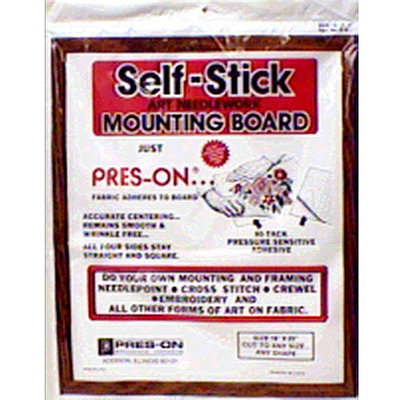 Pres On Pres-On Mounting Board, 16
