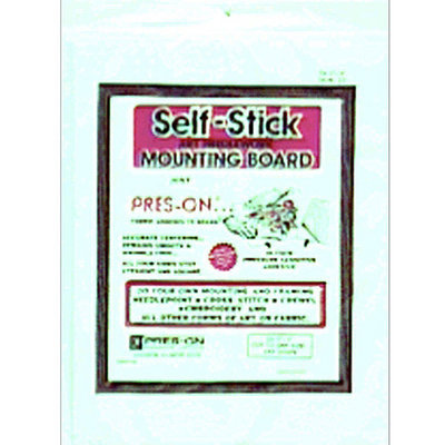 Pres On Pres-On Mounting Board 11 X14