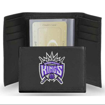Rico Industries RIC-RTR80001 Sacramento Kings NBA Embroidered Trifold Wallet