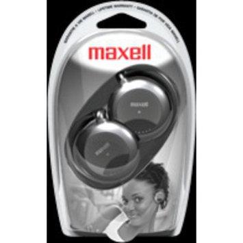 Maxell EC-150 Stereo Ear Clips Silver/gray