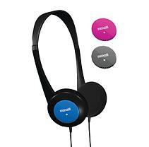 Maxell KHP2 Kids Safe Headphones Blue-Pink