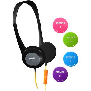 Maxell Action Kids Volume Limiting Headphone