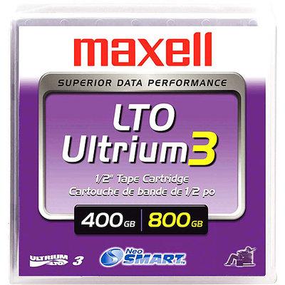Maxell 400/800GB LTO-3 Ultrium Tape Cartridge 183900