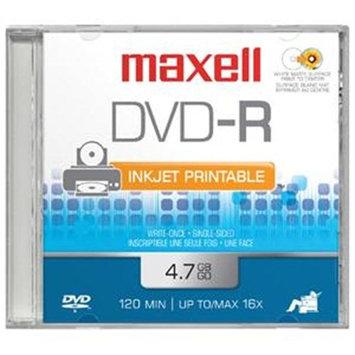 MAXELL 638025 DVD - R 4.7GB 16