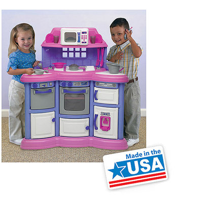 American Plastic Toys Playtime Kitchen