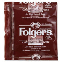Folgers Colombian Ultra Roast Coffee, Regular, .9 oz, 150/CT