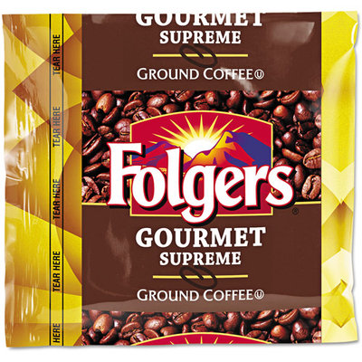 Folgers Coffee - Gourmet Supreme - 42/1.75oz Pillow Pack