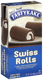 Tastykake® Swiss Rolls