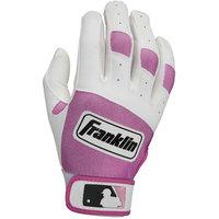 Franklin MLB Youth Classic Series Batting Glove - Pink