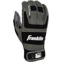 Franklin Sports Franklin Shok-Sorb Pro Series Home and Away Youth Batting Gloves