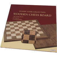 John N. Hansen Company Classic Game Collection Chessboard