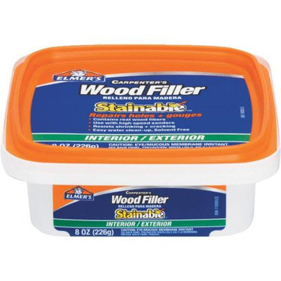 Elmers-xacto 3. 25 Oz Natural Carpenters Wood Filler E890