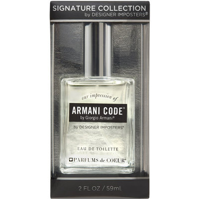 Designer Imposters Our Impression of Armani Code Eau de Toilette, 2 fl oz