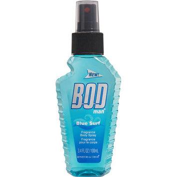 BOD Man Blue Surf Fragrance Body Spray, 3.4 fl oz