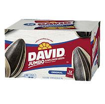 David Jumbo Sunflower Seeds (5.25 oz, 12 ct.)